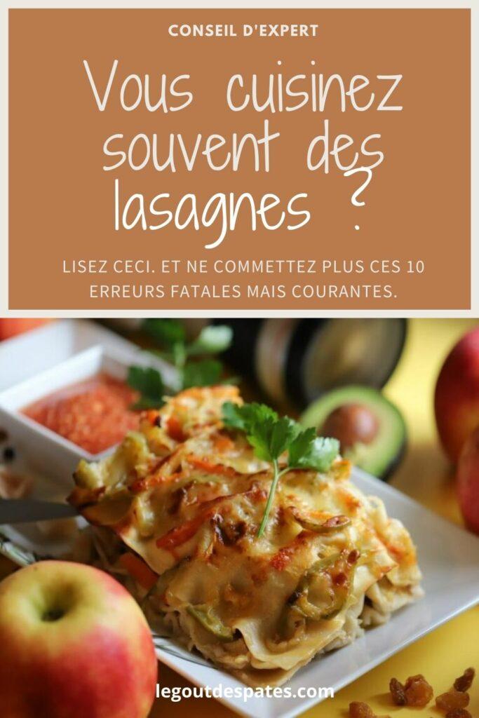 pinterest lasagnes