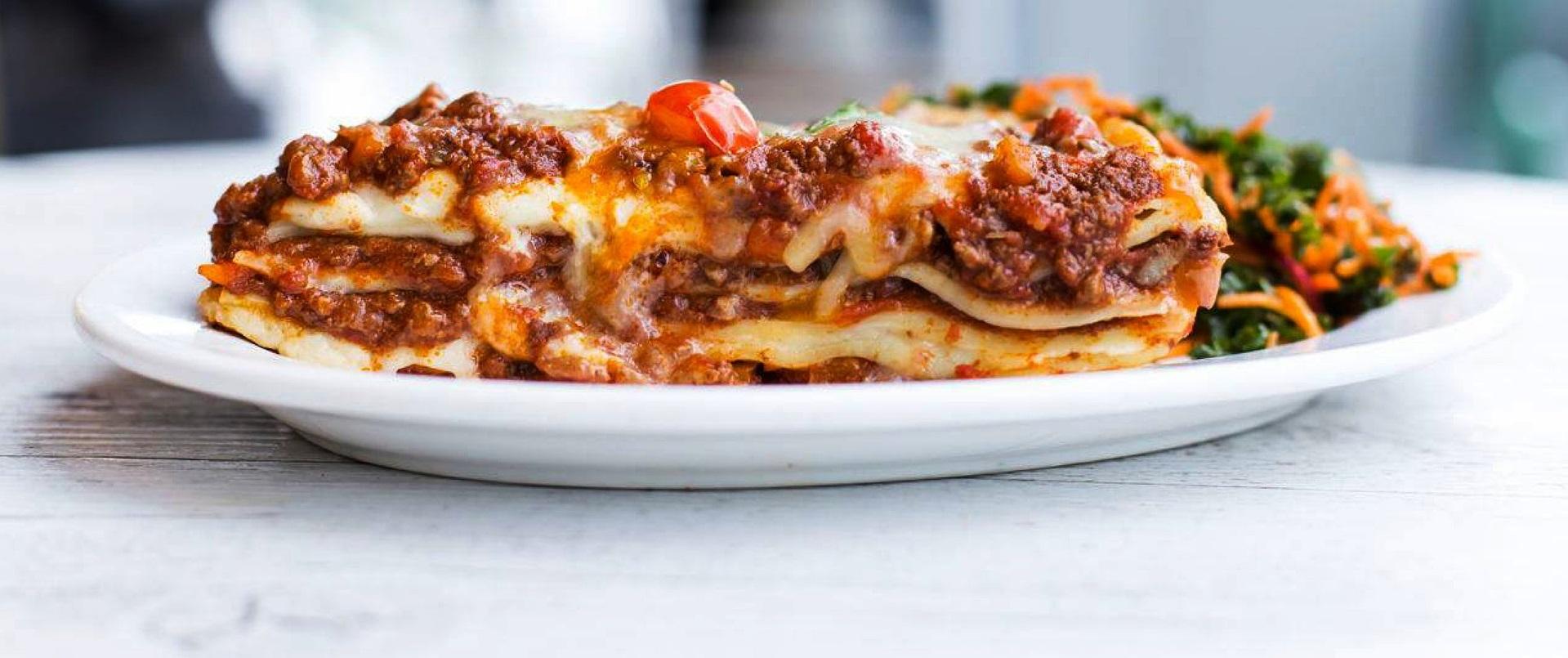 lasagnes maison