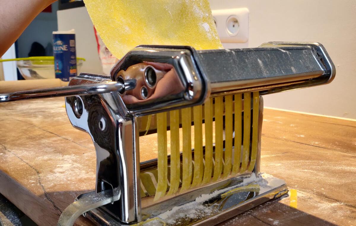 Machine à pâtes Imperia présentation