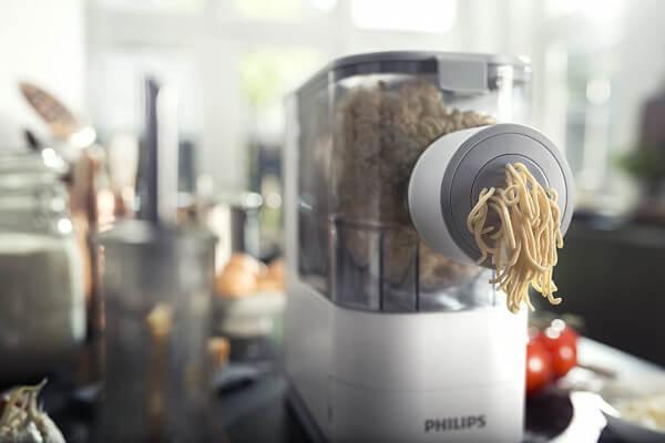 Machines à pâtes Viva Philips fonctionnement