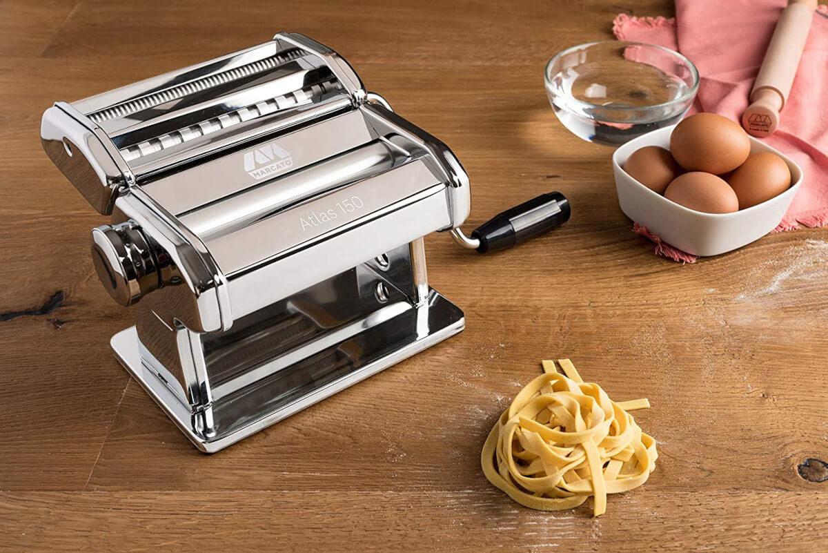 Machine à pâtes Marcato Atlas 150 présentation