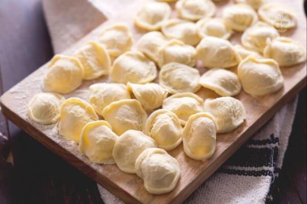 Types de pâtes orechiette