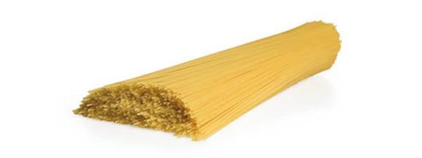 Types de pâtes capellini