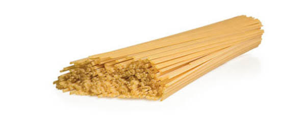 Types de pâtes linguine