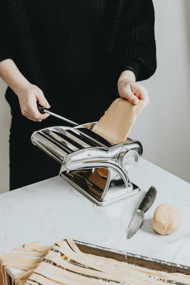 machine pour faire des pates
