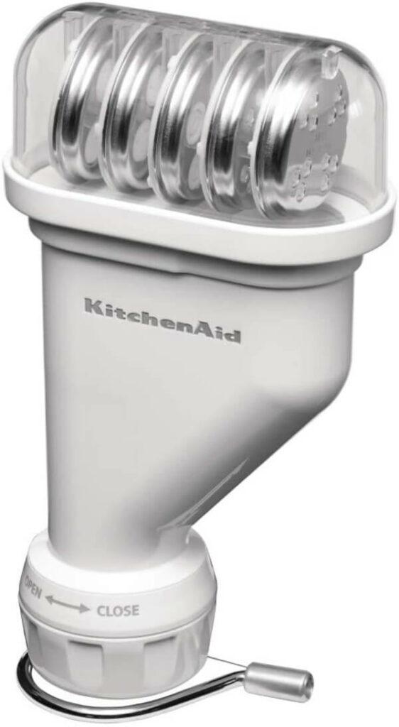 KitchenAid kit emporte-pieces machine à pâtes 5KPEXTA