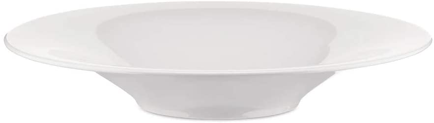 assiette alessi blanche