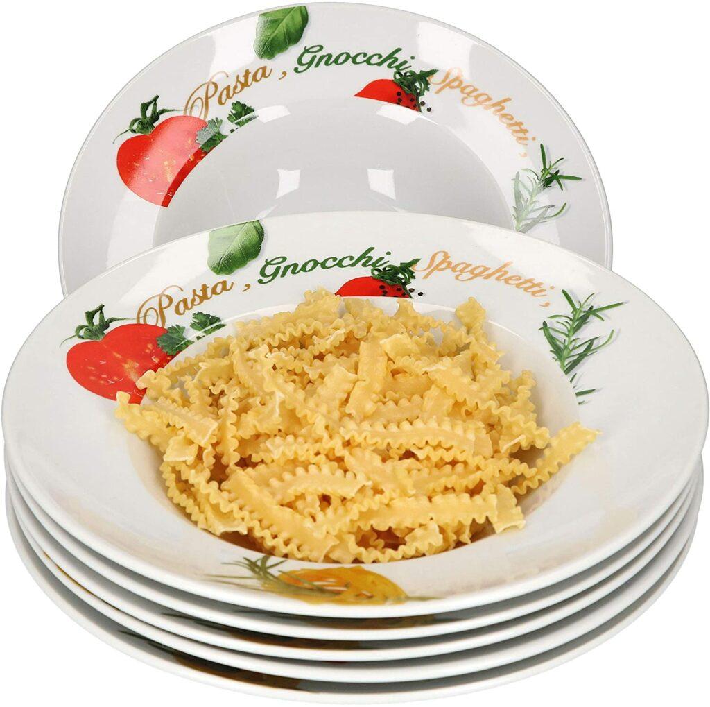 assiettes milano