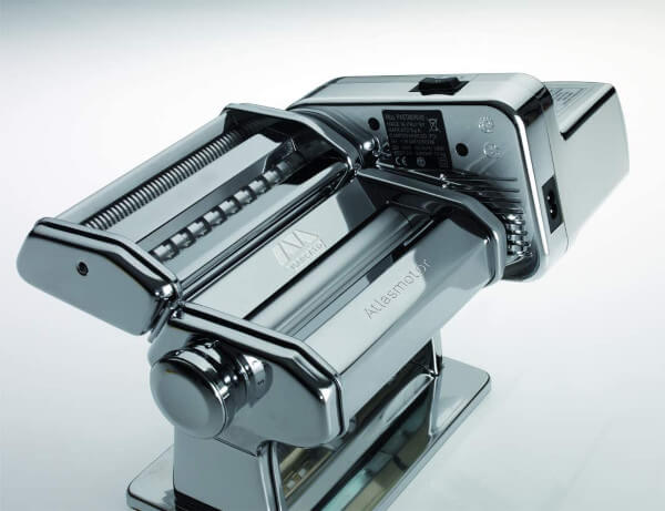 Machine à pâtes électrique Atlas Marcato Atlasmotor N8005 coté