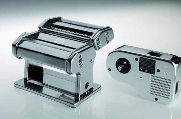 Machine à pâtes électrique Atlas Marcato Atlasmotor N8005 Montage