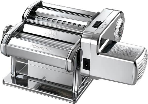 Machine à pâtes électrique Atlas Marcato Atlasmotor N8005 face