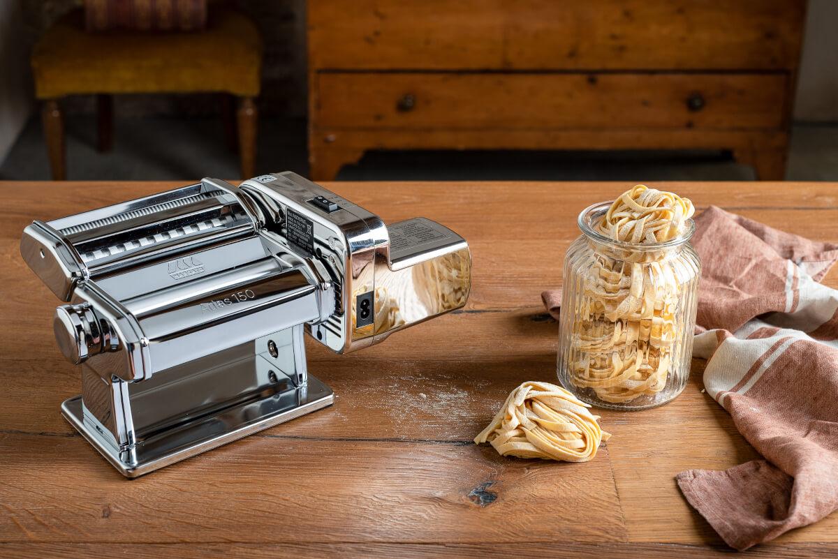 Machine à pâtes électrique Atlas Marcato Atlasmotor N8005 présentation