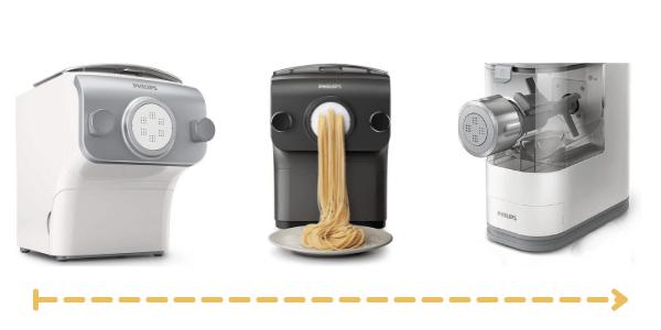Meilleure machine à pâtes Philips comparatif