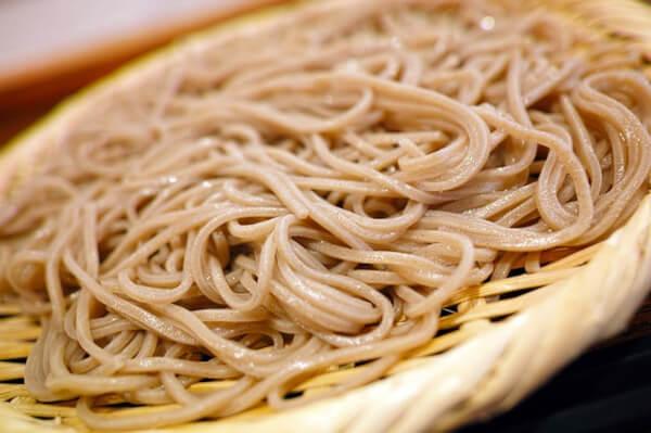 Pâtes sans gluten à la farine de sarrasin