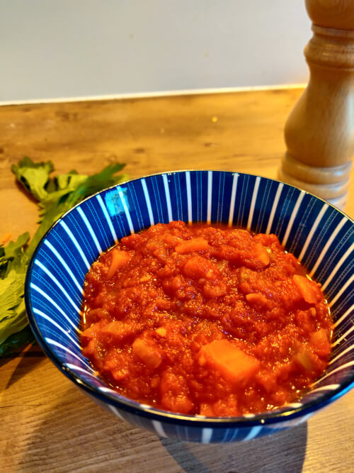 Recette canneloni maison sauce